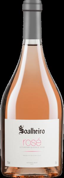 Soalheiro Mineral Rosé - Pinot Noir _ Alvarinho 2017-min