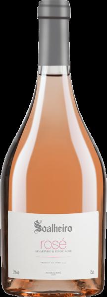 Soalheiro Mineral Rosé - Pinot Noir _ Alvarinho 2018-min