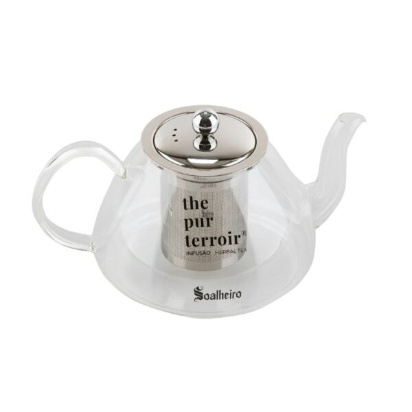 Teapot product white background